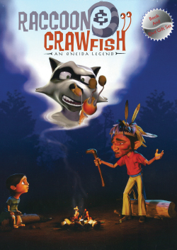 Raccoon & Crawfish: An Oneida Legend (DVD and Book Combo Pack)