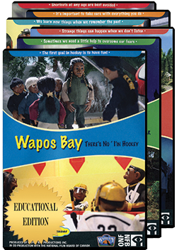 Wapos Bay - Educational DVD